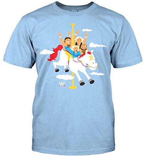 Jack of All Trades Herren T-Shirt blau blau