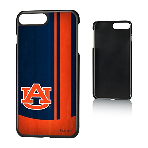(Keyscaper Auburn Tigers Slim Case for the iPhone 6+/6S+/7+/8+)