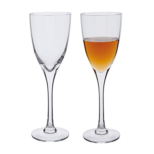 Dartington Rachael Sherry Glass, Clear, Pack of 2 ST496/1/P