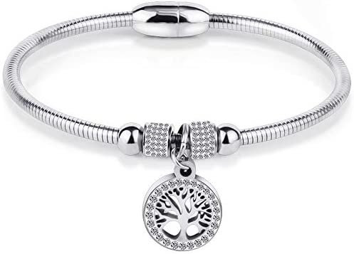 Jude Jewelers Stainless Magnetic Bracelet product image