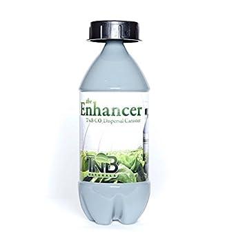 Dispensador / Generador de CO2 natural TNB Naturals - The Enhancer CO2 Canister: Amazon.es: Jardín