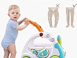 Andador Para Niño Para Bebés Y Niños Pequeños Carro De Velocidad ...
