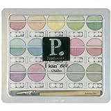 Pebbles Inc I Kan'dee Chalk Set, Pearlescent Shimmers