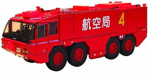 1/54 空港用大型化学消防車(レッド) 「ダイヤペット 緊急車両コレクション」 DK-3103