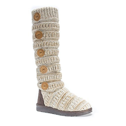 Winter LUKS Women's Oatmeal Miranda Muk Boot CFqtw