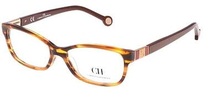 Gafas de sol de las mujeres de Carolina Herrera VHE615 ...