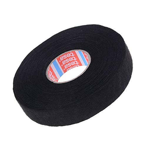Magnificent Amazon Com Cloth Tape Black Color Tesa51608 Tape Adhesive Cloth Wiring 101 Akebwellnesstrialsorg