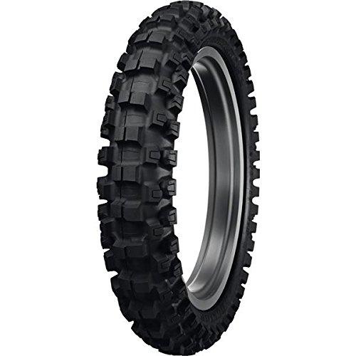 110/100-18 Dunlop Geomax MX52 Intermediate-Hard Terrain Rear Tire