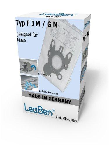 Filtre HEPA #s4/_Taille 10 Sacs daspirateur Miele SELECT PARQUET S 8310