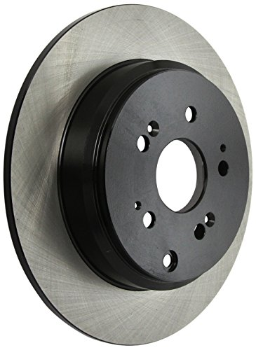 Centric Parts 120.40072 Premium Brake Rotor with E-Coating -