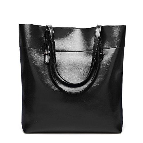 Women Shoulder Bags Messenger Bag (Black) - 9