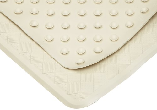 Rubbermaid Commercial FG711204WHT Safti-Grip Shower Mat, White by Rubbermaid Commercial Products