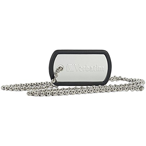 Verbatim Dog Tag USB Flash Drive
