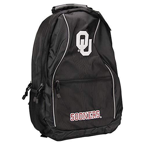 The Northwest Company NCAA Padded Utility Laptop Backpack (Oklahoma Sooners)