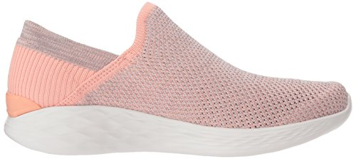 Multicolore Peach You Rise Baskets Skechers Enfiler Femme nwASX1qc