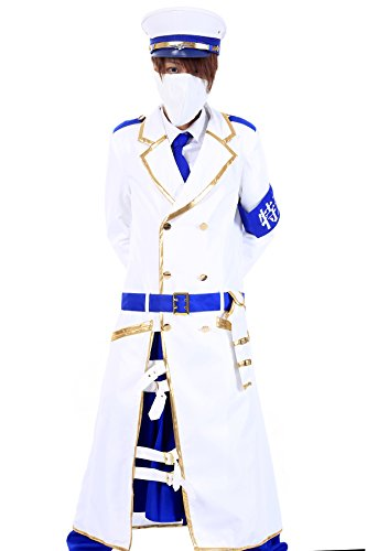 De-Cos Dolls Special Death Executives White Agent Cosplay...