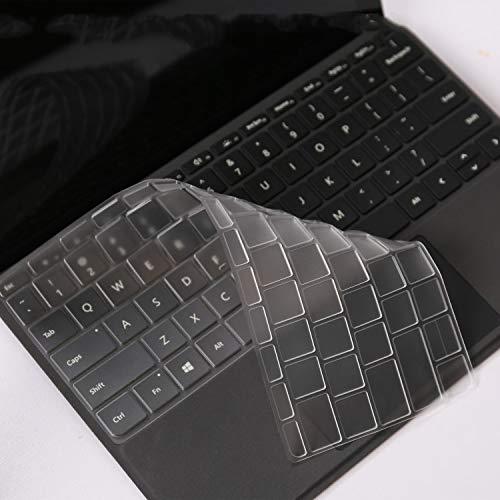 Premium Ultra Thin Keyboard Protector ,Keyboard Cover for New Microsoft Surface Go 2018-TPU