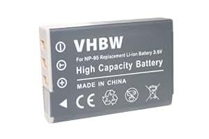 Batería compatible con FUJI FUJIFILM sustituyte batería NP-95 para los modelos X100 X100s X 100 s