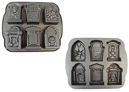 WS Tombstone Cakelet Pan