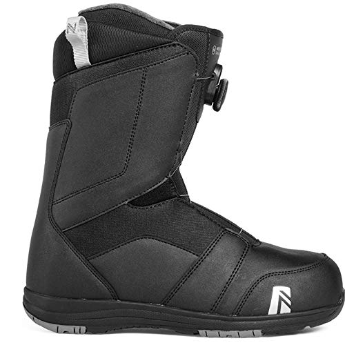 Flow Ranger Boa Snowboarding Boots 2019 - Men's Charcoal 10 from Flow