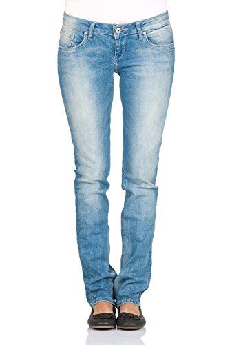 LTB Jeans Aspen, Vaqueros para Mujer Aspen Cecita Wash (50045-51065)