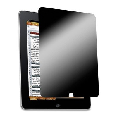 Kantek Secure View Four-Way Privacy Filter for iPad 1st-3rd Gen (KTKSVT4723)