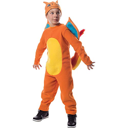 Rubie's Costume Pokemon Charizard Costume, Medium -
