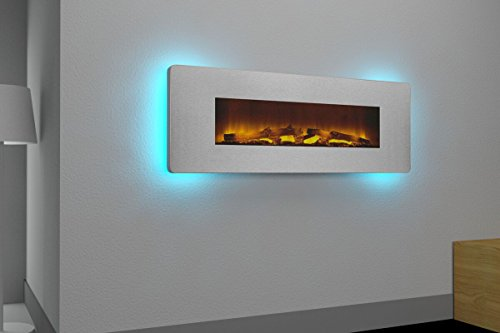 stainless fireplace - 4