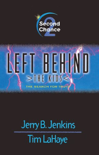 Left Behind: The Kids The Search For Truth(Left Behind: The Kids (Library)) (Left Behind: The Kids (Pb))