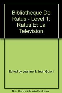 """Afficher """"Ratus et la télévision"""""""