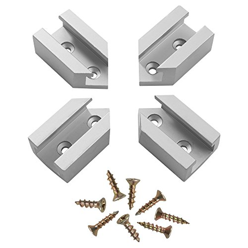 T Track Cross Points For 3/8'' T Track Jigs and Fixtures by Peachtree Woodworking Supply