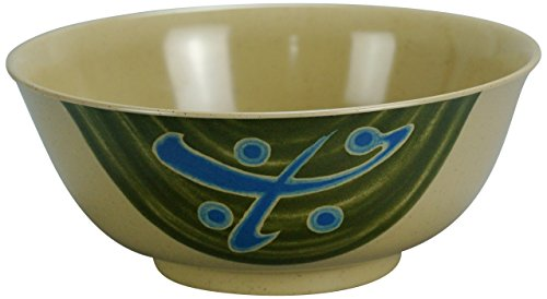 Yanco JP-5207 Japanese Rice Bowl, 22 oz Capacity, 2.75'' Height, 7'' Diameter, Melamine, Pack of 48 by Yanco
