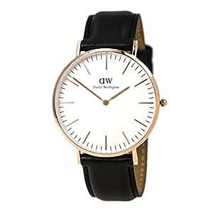 Daniel Wellington Men's  Watch Classic Sheffield  40mm