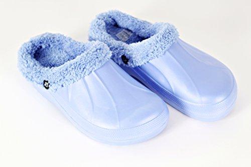 Femme Dynamic Dynamic Bleu Mules Mules pour TnPqa6