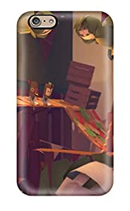 All Green Corp's Shop 1398067K42477255 Iphone Case - Tpu Case Protective For Iphone 6- Tearaway Unfolded