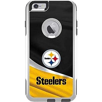 Amazon.com  Skinit NFL Pittsburgh Steelers OtterBox Commuter iPhone ... 1de746eb2