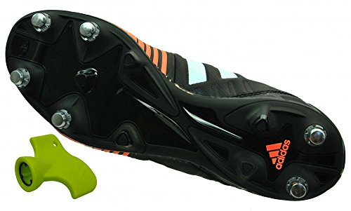 Adidas Nitrocharge 3.0 SG Hommes Crampons Football Bottes Noir