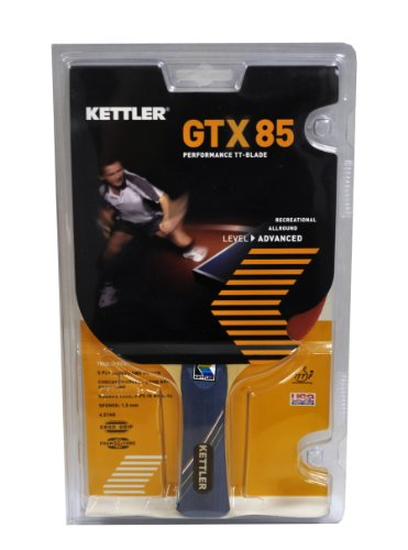 Kettler GTX85 Table Tennis Racket/Paddle