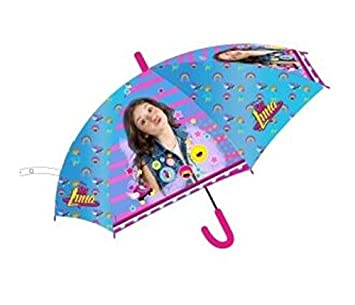 excepcional gama de estilos diseño hábil compras Paraguas Soy Luna Blue: Amazon.es: Juguetes y juegos