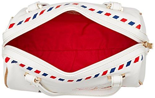 Lollipops femme Off Sac white BOWLING Casse porte epaule Blanc BOULEVARD rradCwtx8q