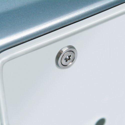 Car Mate LS317A Flat License Plate Security Bolt