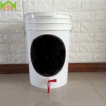 Casavidas WCIC - Grifo de plástico para botellas, para hacer cerveza o vino, diseño artesanal: Amazon.es: Hogar