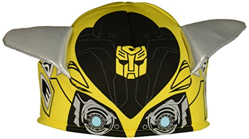 Transformers Deluxe Bumblebee Costumes - amscan Transformers Deluxe Hat, Party