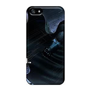 Tpu Case For Iphone 5/5s With Batman Dc Universe