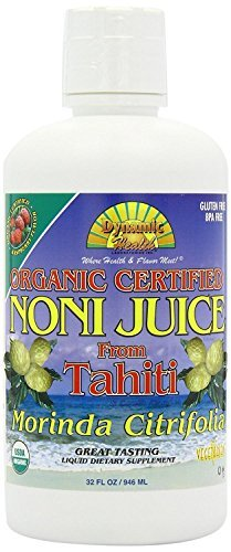 Organic Tahitian Noni Juice (Raspberry Flavour) 946ml by ()