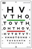 HOTV Visual Acuity Color Vision Chart 20 Feet