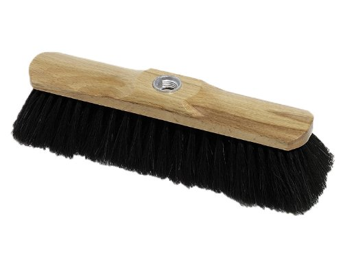 Siena Garden Broom Head Hair Horsehair, 28 Cm (Decor Horsehair)