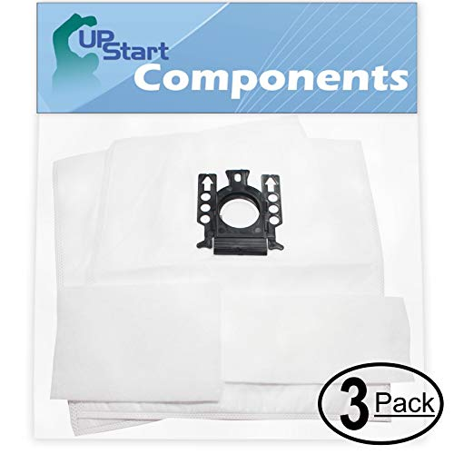 UpStart Battery 6 Replacement for Miele S650 Vacuum Bags with 6 Micro Filters & 7-Piece Micro Vacuum Attachment Kit - Compatible with Miele Type GN Vacuum Bags (3-Pack, 2 Bags Per Pack)
