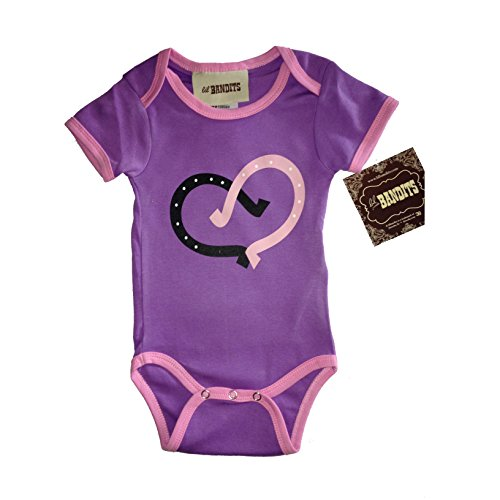 Heart Horseshoes (Lavender Horseshoe Heart (3 months))