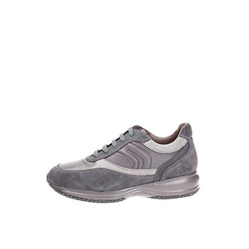 Estilo De La Moda Precio Barato Envío Bajo Venta En Línea De Pago Geox U4462A Sneakers Uomo Crosta Grigio Grigio 43.5 p1UWH4j